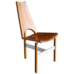 Leon Meyer Studio Occasional Chair, circa 1977
