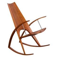Leon Meyers Studio Craft Rocking Chair