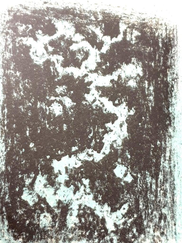Léon Zack - Snow - Original Handsigned Lithograph For Sale 1