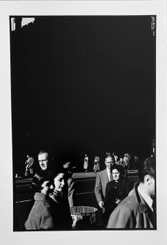 New York City, USA, Limited Edition Signed Iconic Street Photography 1950s