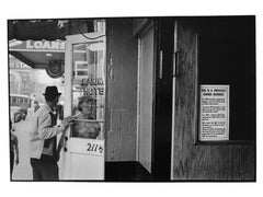 Southern State, Black and White Documentary Street Photography and Civil Rights