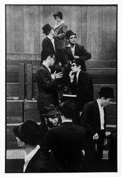 Williamsburg, New York City, USA, Jewish Diaspora Street Photography 1950s