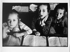 Yeshiva Students, New York, Black and White Documentary Photo of Jewish Boys