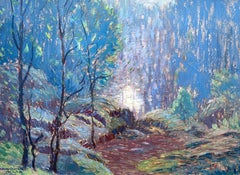 """""""Forest at Fontainebleau"""""""