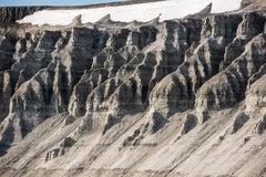 Cliffs, Mössberget, documentary landscape photograph