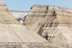 Cliffs, Mössberget, Hinlopenrenna, documentary travel landscape photograph, 2019
