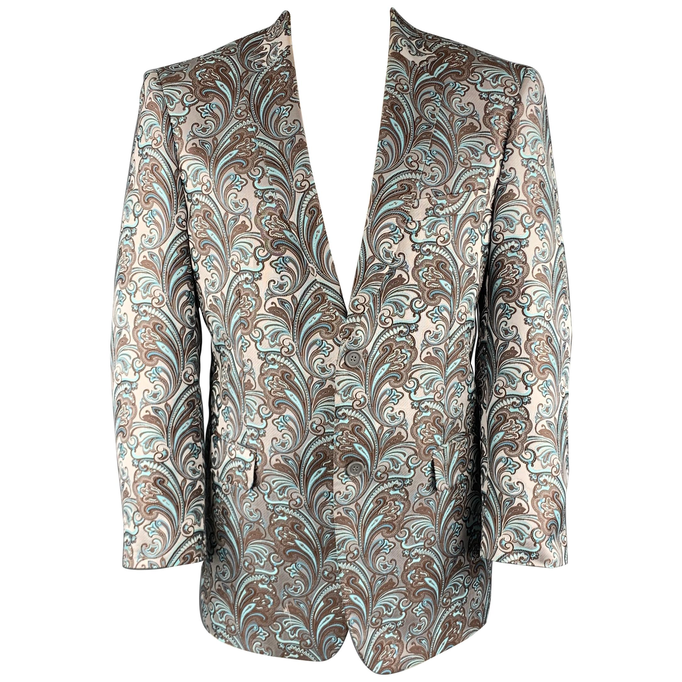 e81586ab5 Paisley Jackets - 40 For Sale on 1stdibs