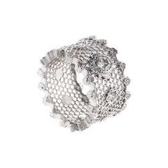 0.55 Carat Diamond Leonardo da Vinci Cut Monnalisa Ring