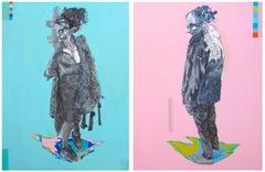 Contemporary Figure I & II
