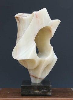 Venus, Unique Onyx Marble Sculpture by Leonard Nierman