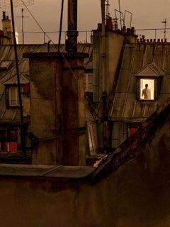 Paris 9:21pm