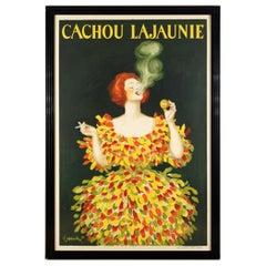 Leonetto Cappiello 'Italian/French, 1875-1942' Cachou Lajaunie, Color Lith, 1920
