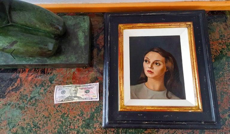 Portrait de Femme For Sale 3
