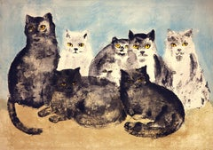 Eight Cats
