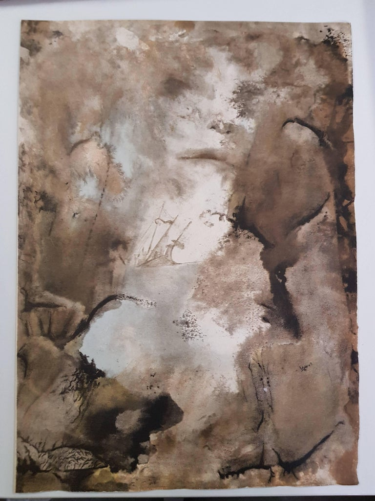 Leonor Fini - Shakespeare - The Tempest - Handsigned - 22 Lithographs