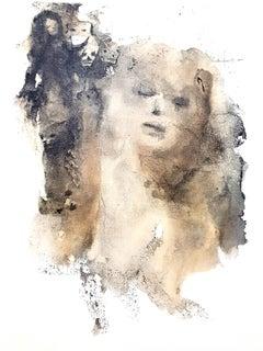 Leonor Fini - Mind - Original Lithograph