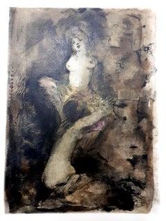 Leonor Fini - Pleasure - Original Lithograph