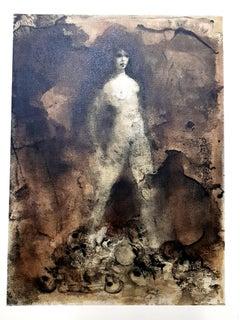 Leonor Fini - Pride - Original Lithograph