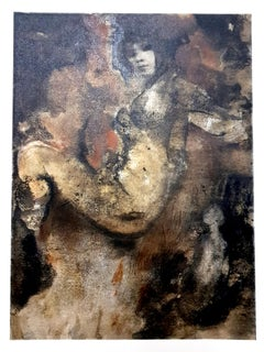 Leonor Fini - Sitting - Original Lithograph