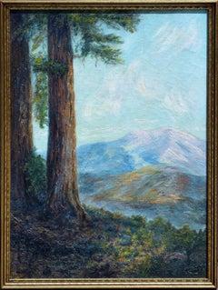 Redwood Groves - II, Santa Cruz County 1924