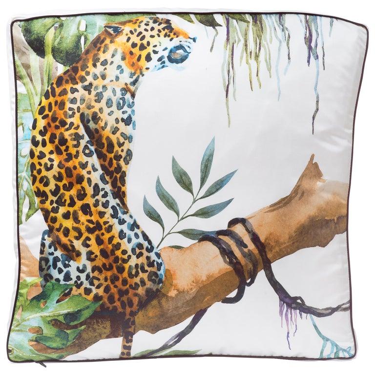 Leopard Pillow For Sale