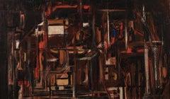 """""""Abstraction""""   Mid Century Modern Texas"""