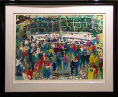 Chicago Option - Limited Edition Serigraph by LeRoy Neiman