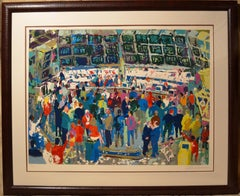 Chicago Options - Limited Edition Serigraph by LeRoy Neiman