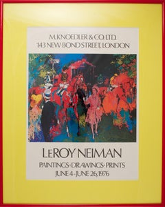"""Queen At Royal Ascot"" 1976 NEIMAN, Leroy"
