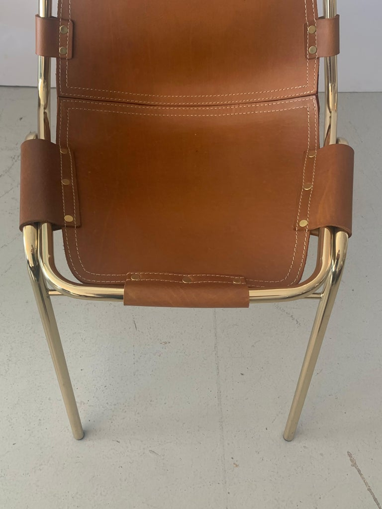 American Les Arcs Dining Chair by Orange