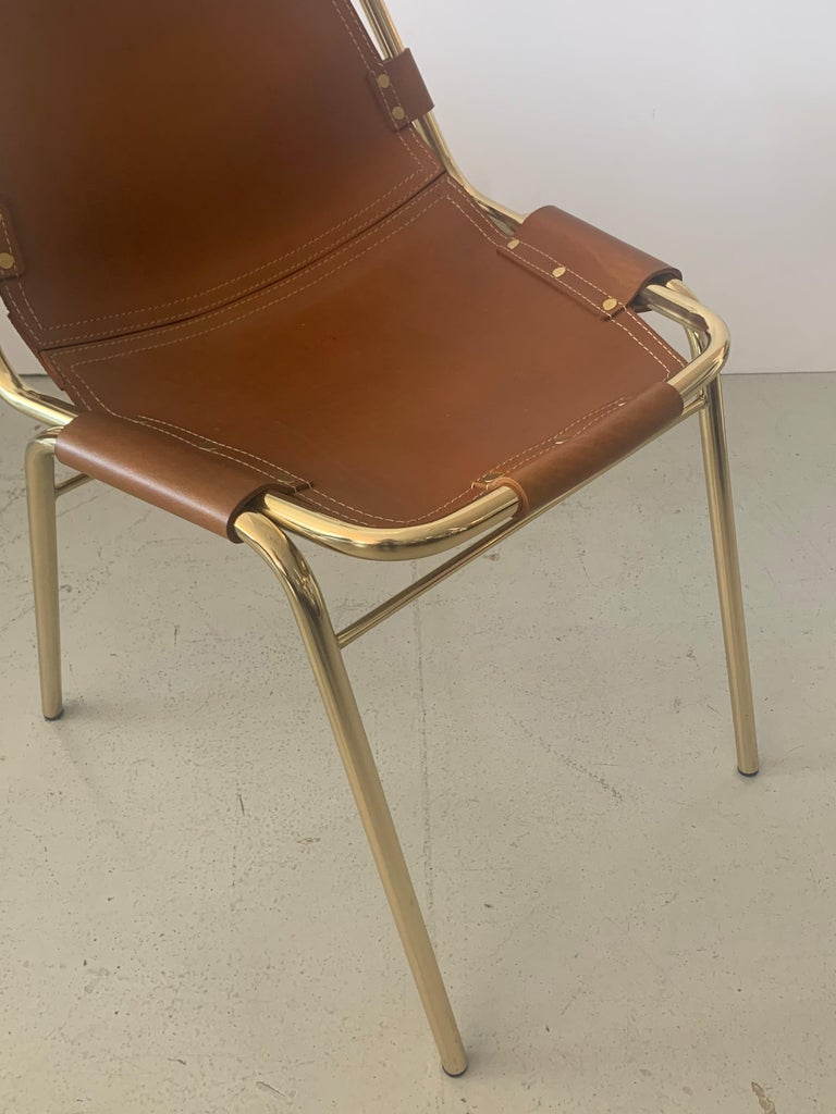Les Arcs Dining Chair by Orange In New Condition In Los Angeles, CA