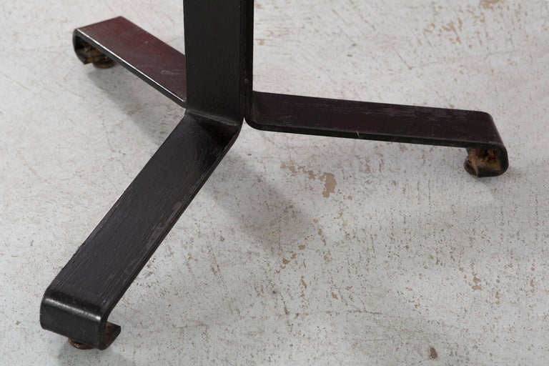 Les Arcs Occasional Table by Charlotte Perriand For Sale 2