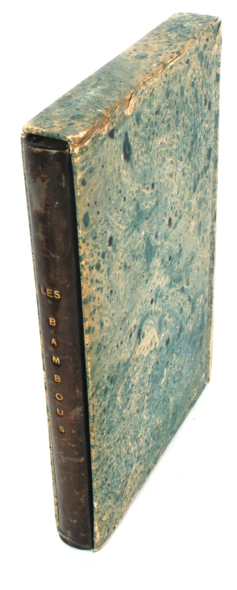 20th Century Les Bambous: Fables de La Fontaine For Sale