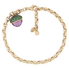 Les Bois Bracelets Amethyst/Topaz
