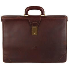 Les Copains Briefcase Attache Work Bag