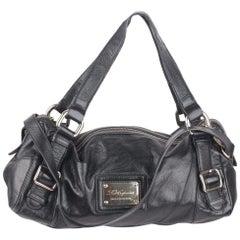 Les Copains Satchel Tote Shoulder Bag