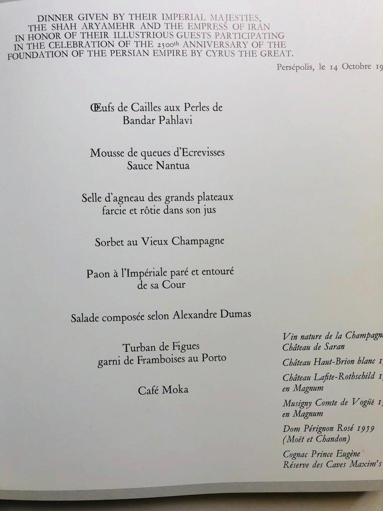 Les Diners De Gala Book For Sale 2