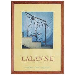 Les Lalanne Vintage Poster