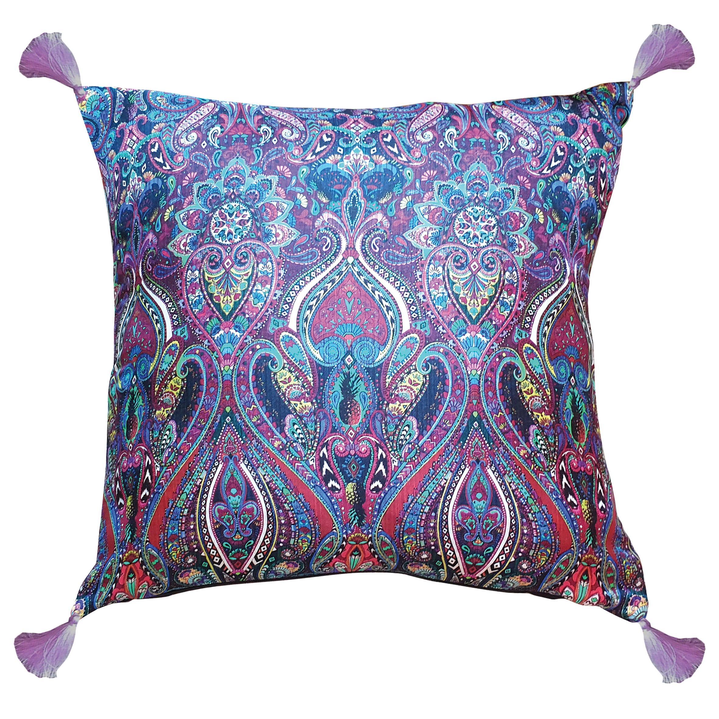 Les Ottomans, 'Silk Cushion' by Matthew Williamson