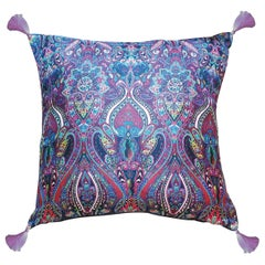 Les Ottomans, 'Silk Cushion' by Matthew Williamson