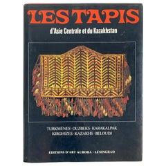 Les Tapis d'asie Centrale et du Kazakhstan 'Français' Relié, 1 Janvier, 1984