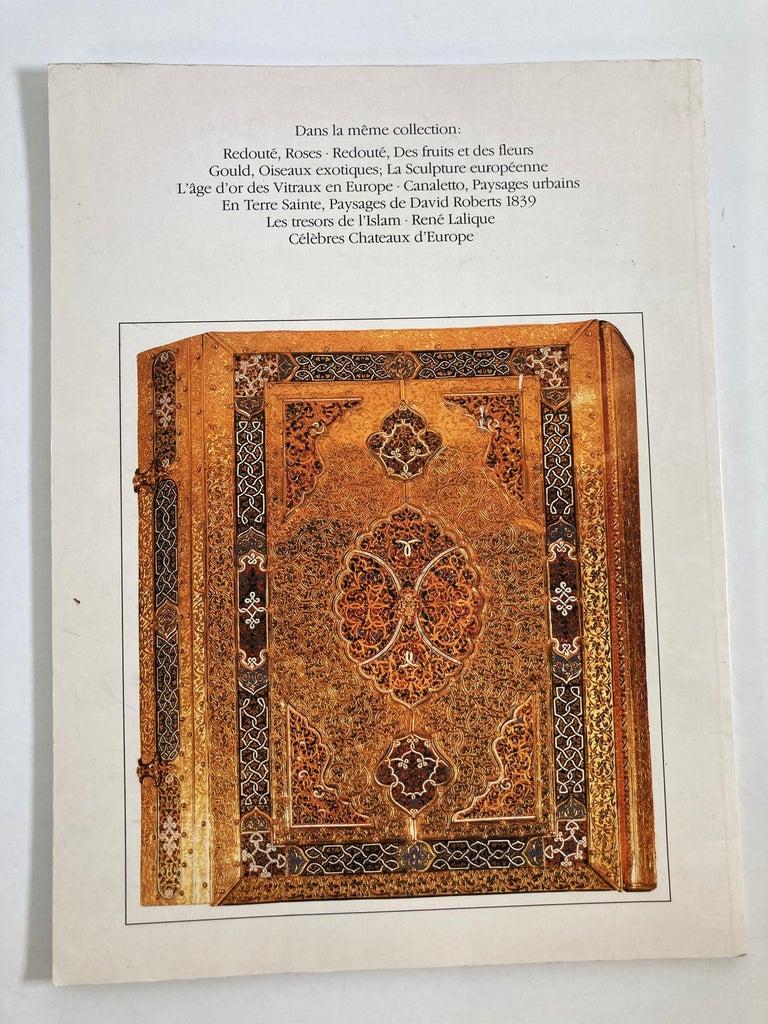 Islamic Les Trésors de l'Islam Book by Peter Schienerl Treasures of Islam For Sale