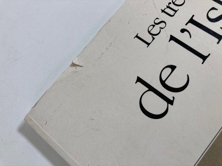 Turkish Les Trésors de l'Islam Book by Peter Schienerl Treasures of Islam For Sale