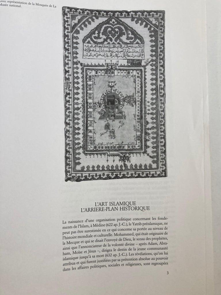 Les Trésors de l'Islam Book by Peter Schienerl Treasures of Islam For Sale 1