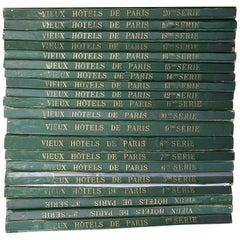 Les Vieux Hotels De Paris, Decorations Exterieureset Interieures, 20 Portfolios