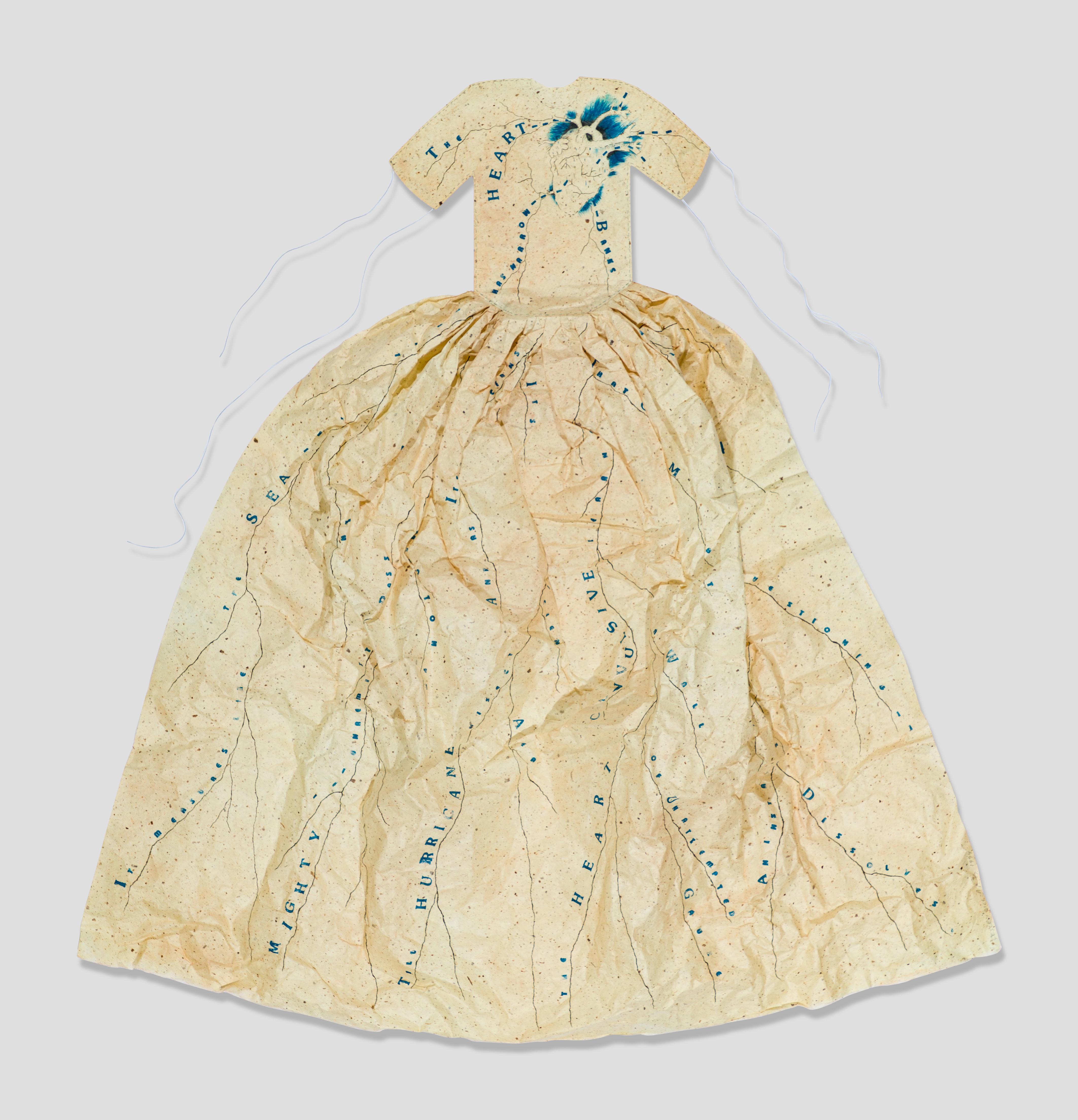 Poem Dress of Circulation