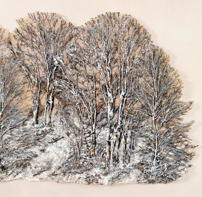 Lesley Richmond was born in Cornwall, England. Lesley now lives in Vancouver, BC, Canada. She received her art teachers training in London, England and her MEd in the USA. She taught in the textile arts program at Capilano University, Vancouver,