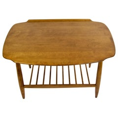 Leslie Diamond for Conant Ball Midcentury Set of Side Tables