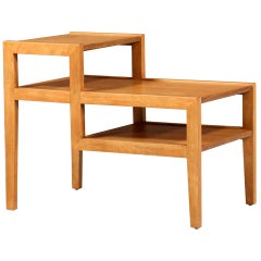 Leslie Diamond Side Table for Conant Ball