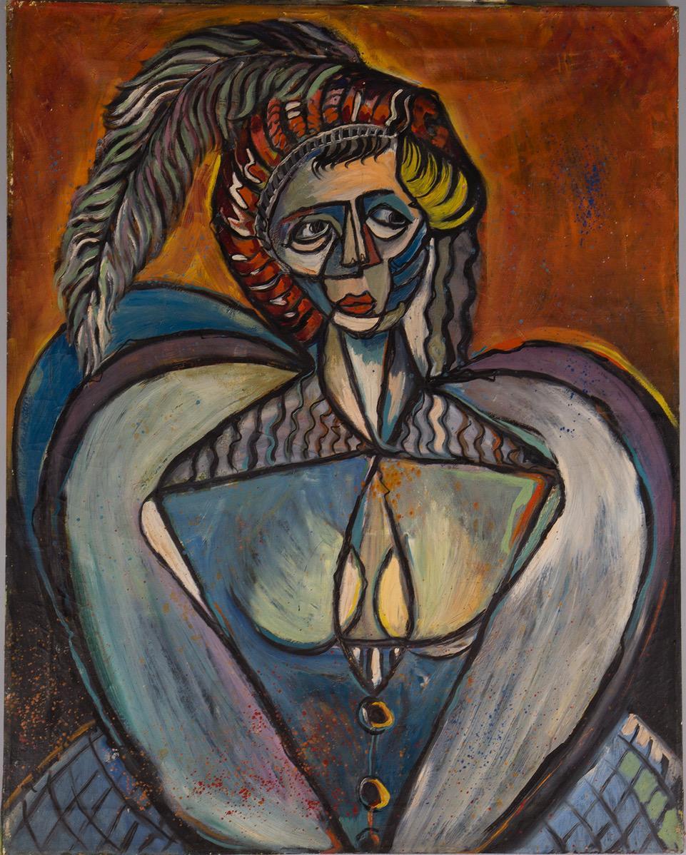 Madam - An Abstract Portrait